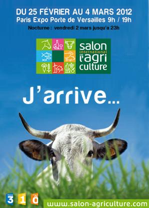 Salon international de l agriculture brasserie de l 39 aurore - Brasserie porte de versailles ...