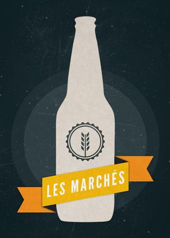 affiche marchés et foires 2012