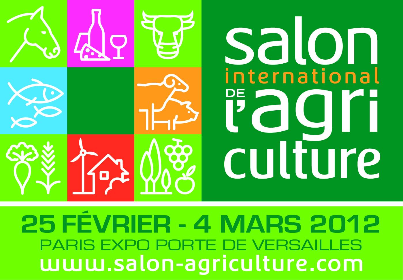 bannière Salon de l'agriculture 2012